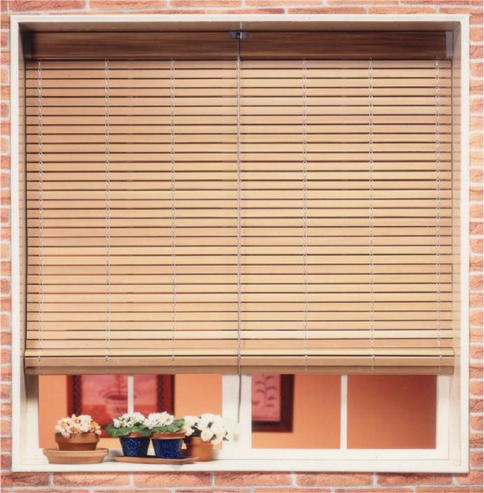 Cadenillas de madera verticolor fabrica estores y cortinas for Cortinas de exterior