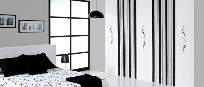 Cortinas panel japon s verticolor fabrica estores y for Panel japones blanco y gris