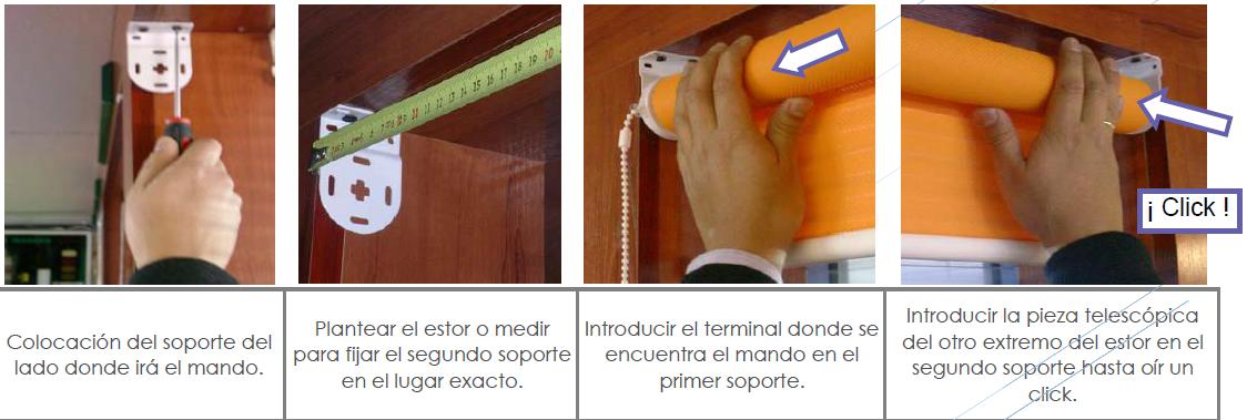 Instrucciones instalacion y manejo