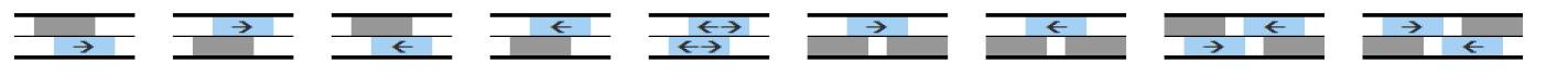 Paneles Japoneses de 2 vías