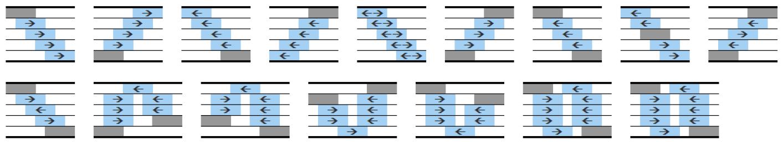 Paneles Japoneses de 4 vías