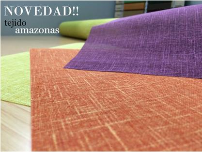 tejido amazonas